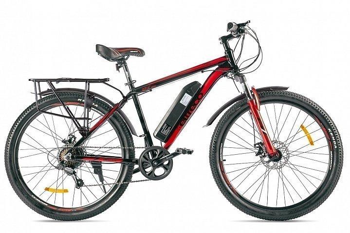 Электровелосипед велогибрид Eltreco XT 800 new