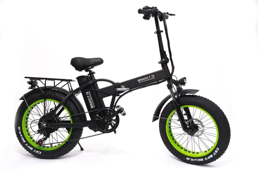 Электровелосипед Minako F. 10