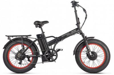 Электровелосипед велогибрид Volteco BAD DUAL NEW