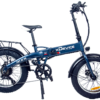 Электровелосипед xDevice xBicycle 20 FAT SE