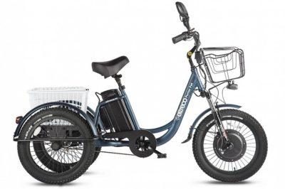 Электровелосипед Трицикл Eltreco Porter Fat 700