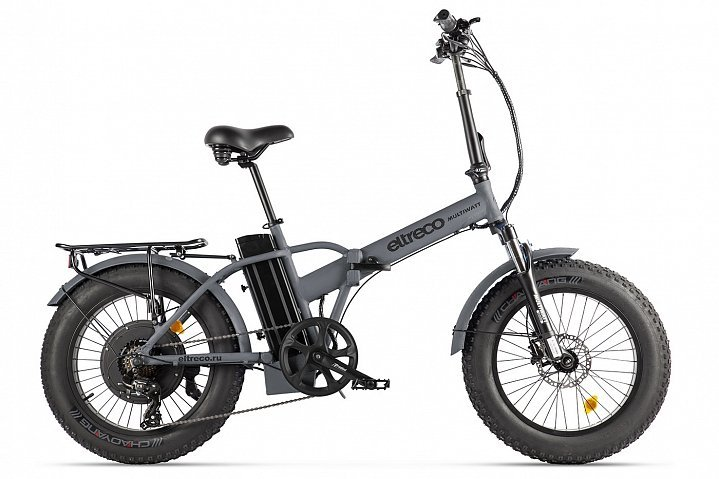 Электровелосипед велогибрид Eltreco MULTIWATT NEW