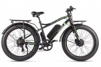 Электровелосипед велогибрид Volteco BIGCAT DUAL NEW