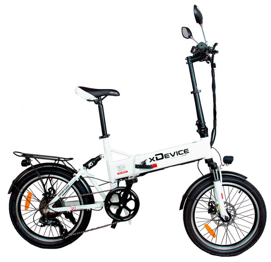 Электровелосипед xDevice xBicycle 20